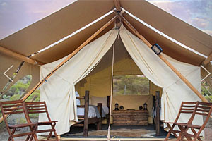 Under Canvas Tucson | Luxury Tent Camping