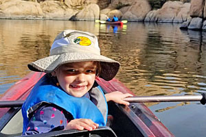 Kayak, Canoe & SUP Rentals around Prescott