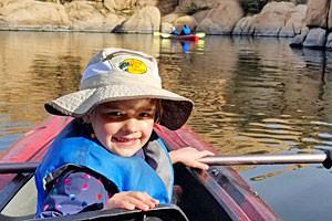 Kayak, Canoe & SUP Rentals around Prescott