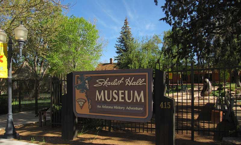 Sharlot Hall Museum in Prescott Arizona