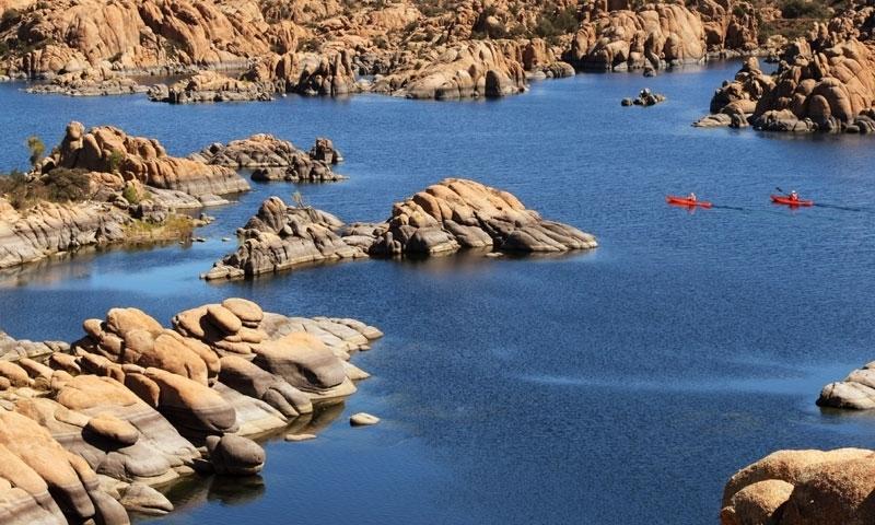 Prescott Arizona Tourism Attractions