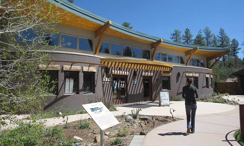 Highlands Center for Natural History in Prescott Arizona
