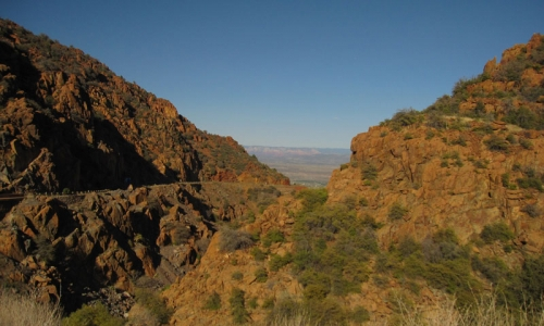 Jerome Arizona Prescott Attractions