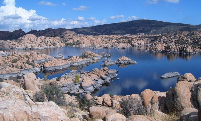 Watson Lake near Prescott