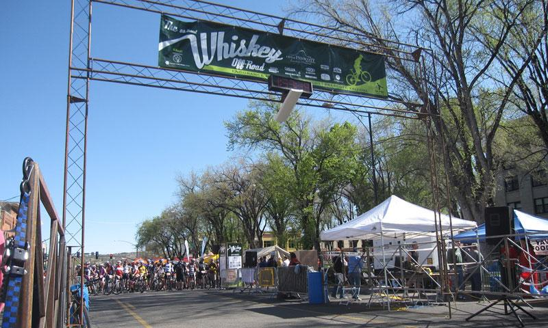 Whiskey Off Road Race in Prescott
