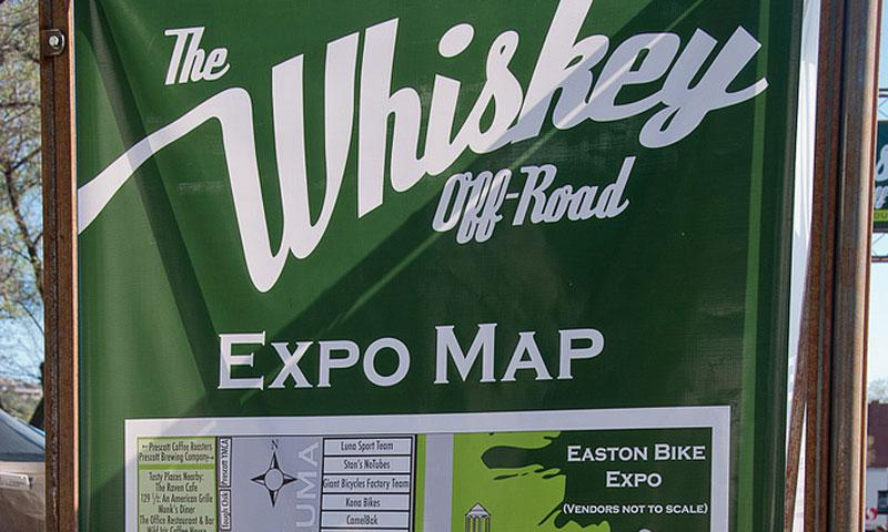 Whiskey Off Road Mountain Bike Race