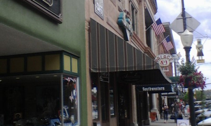 Whiskey Row Prescott Arizona