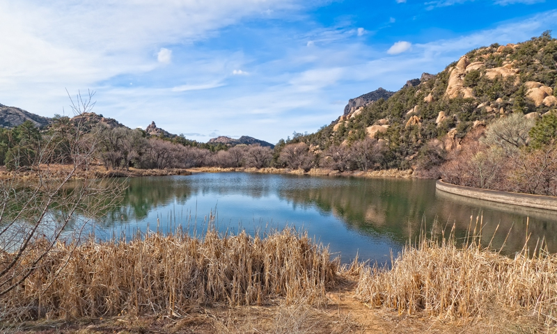 Granite Basin Lake