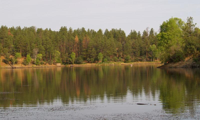 All Seasons Rv >> Lynx Lake Arizona Fishing, Camping, Boating - AllTrips