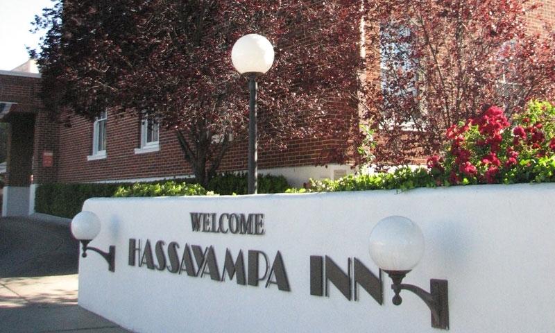 Hassayampa Inn Haunted House Prescott Arizona