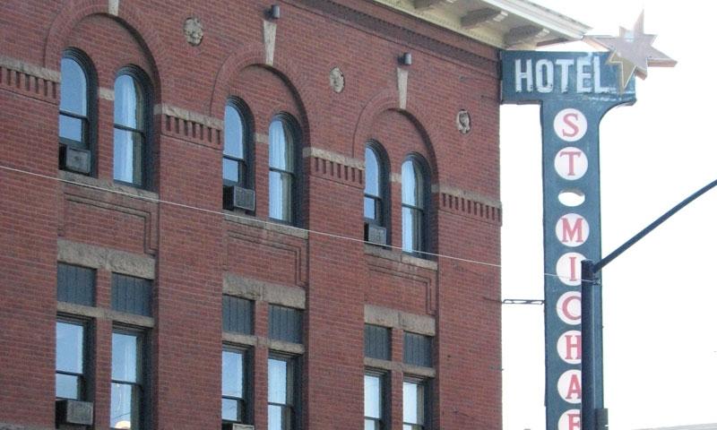 Hotel St Michael Haunted House Prescott Arizona